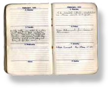Saints & Sinners 1959 Band Diary. February 3rd Buddy Holly death