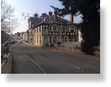 Riverside Dancing Club, Bridge Hotel, Tenbury Wells