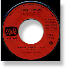Dick Rivers - Go Now - Moody Blues