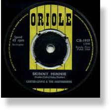 Carter Lewis & The Southerners - Skinny Minnie