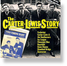 Carter Lewis & The Southerners - Rod Clark, Jimmy Page